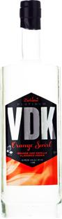 Zachlawi Vodka Platinum Vdk Orange Swirl 750ml